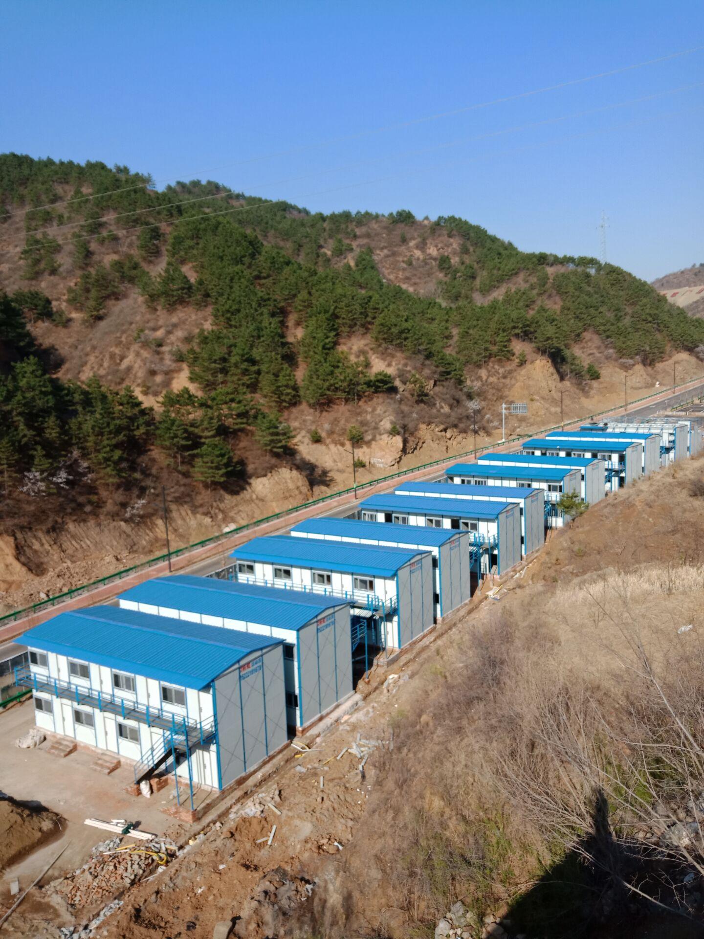 内蒙古包头防火彩钢房厂家直销活动房