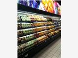 开封市水果保鲜柜 开封冷藏展示柜厂家定制尺寸价格