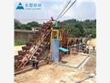 江苏大产量水轮洗沙机加细砂回收机推荐厂家 江苏轮式洗沙机械