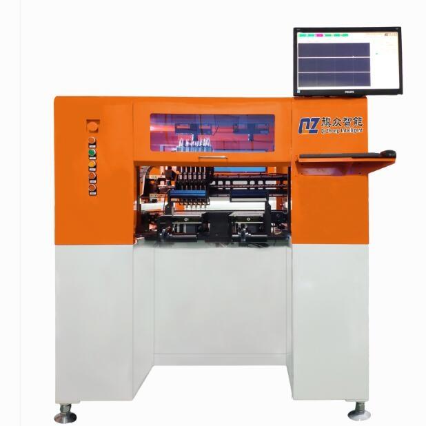 廣東全自動精密輔料貼裝機 FPC輔材貼合機 高速手機輔料貼合設備廠家