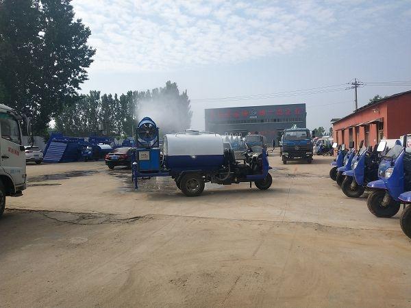 邢台10吨洒水车图片