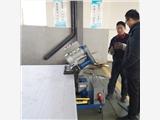 信阳批量生产坡口机 经济型平板铣边机体积小重量轻