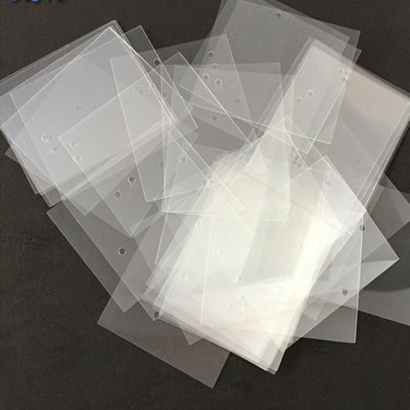 印刷窗口APET膠片  蛋糕盒邊APET透明片材