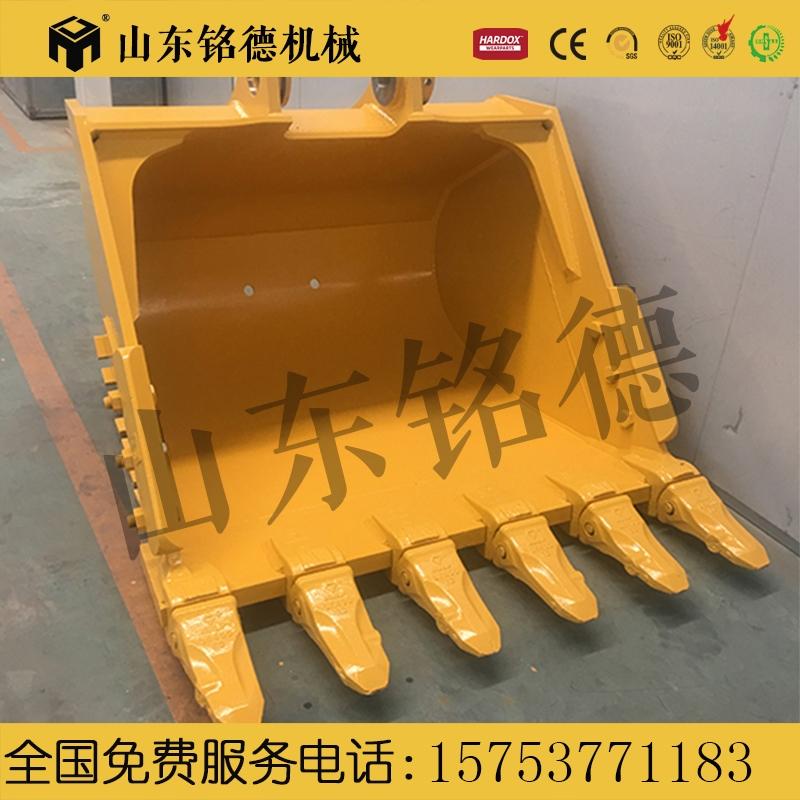 柳工挖机挖斗厂家供应 现货加强型岩石斗可定做