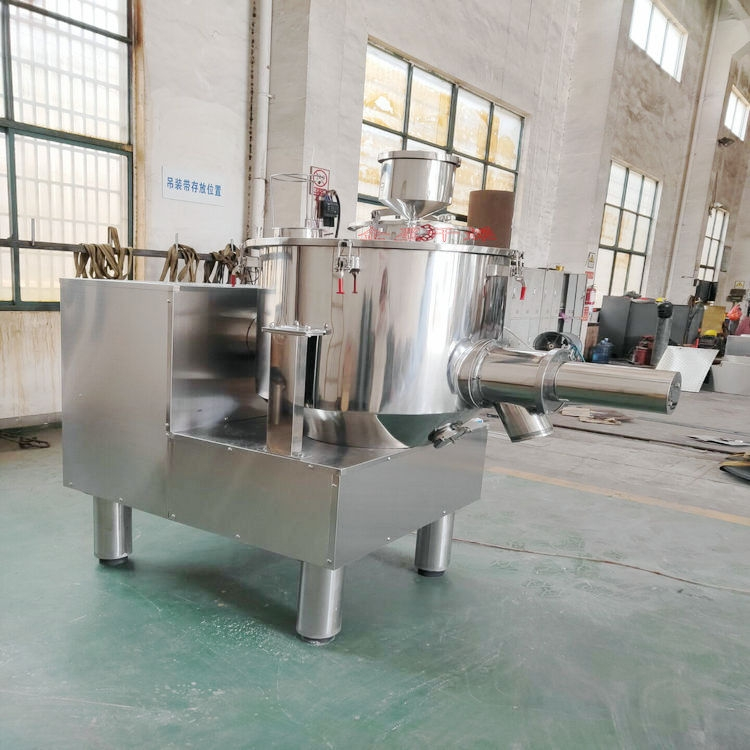 天津 粉體食品粉末混料機  干粉高速混合攪拌機