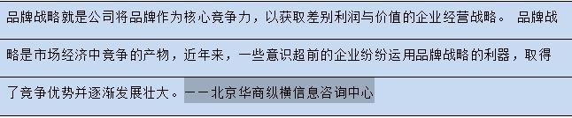 2020-2025年鐵選礦市場趨勢預測-華商縱橫新編