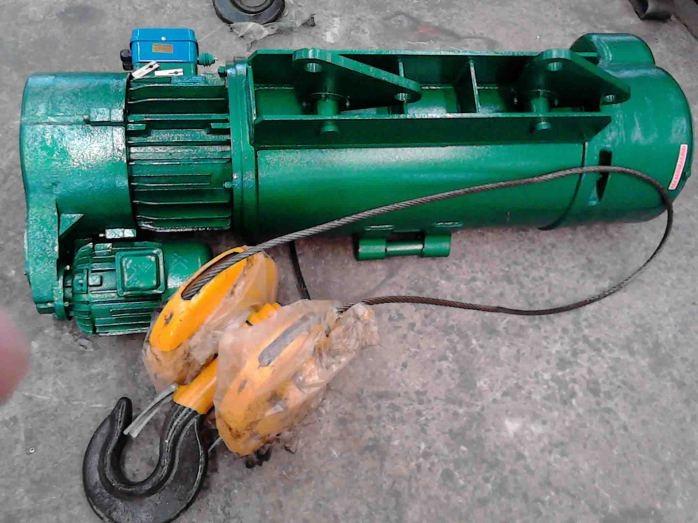 武清維修電動葫蘆 天津起重機電動葫蘆減速機電機安裝維修更換