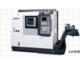 日本大隈机械双刀架数控车床LU-S1600 日本机