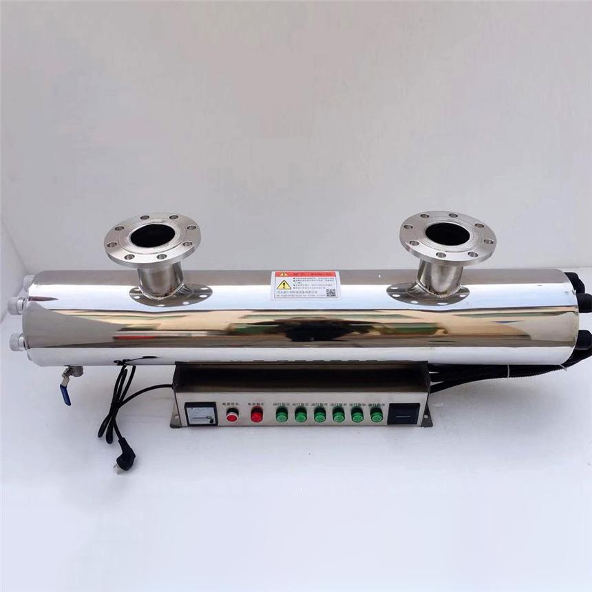 太原市城乡供水仁创环保QL6-30过流式紫外线消毒器