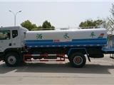 西宁市12吨环卫洒水车生产厂家