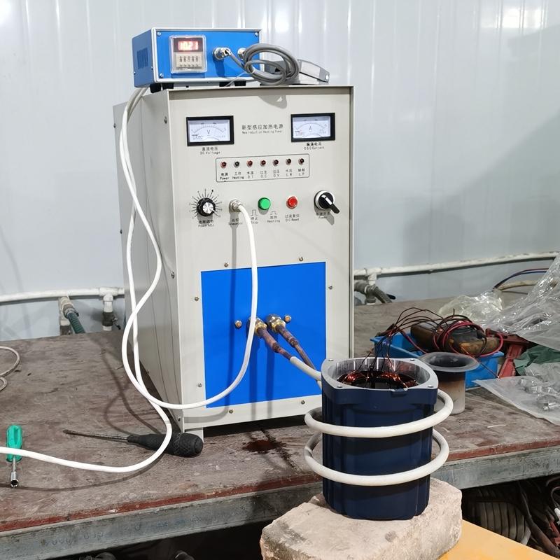 高频感应炉,小型高温加热炉, 瑞奥高频炉厂家