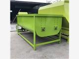 双电机草料拌料机 卧式混料机 养殖饲养专用拌料机