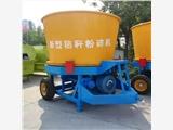 高產量草塊粉碎機 全自動飼草打碎機 電動圓盤粉碎機