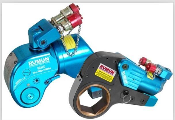 RHD型液壓扭力扳手,防爆液壓扳手,煉化檢修液壓力矩扳手