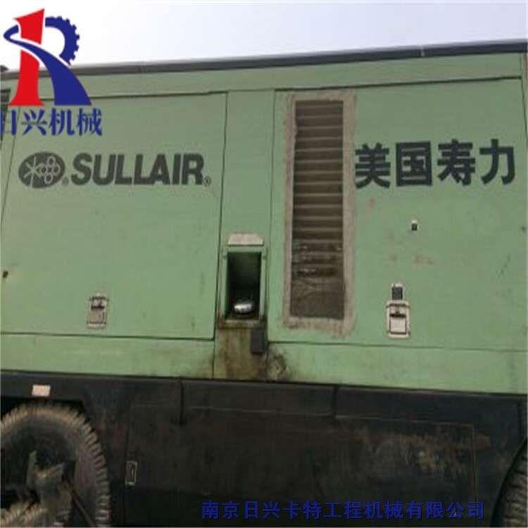 重庆美国寿力43立方螺杆柴油空压机供应 螺杆空压机租赁