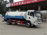 湘桥区市政清运东风小多利卡5吨洒水车厂家