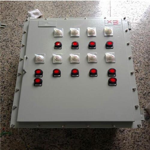鍋爐現場防爆控制箱