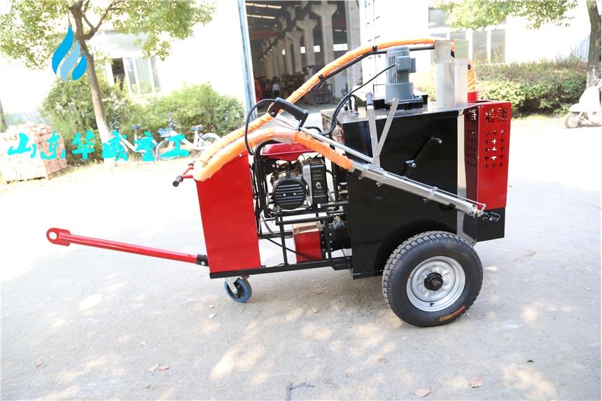 200升沥青灌缝机 车载/手推灌缝机厂家