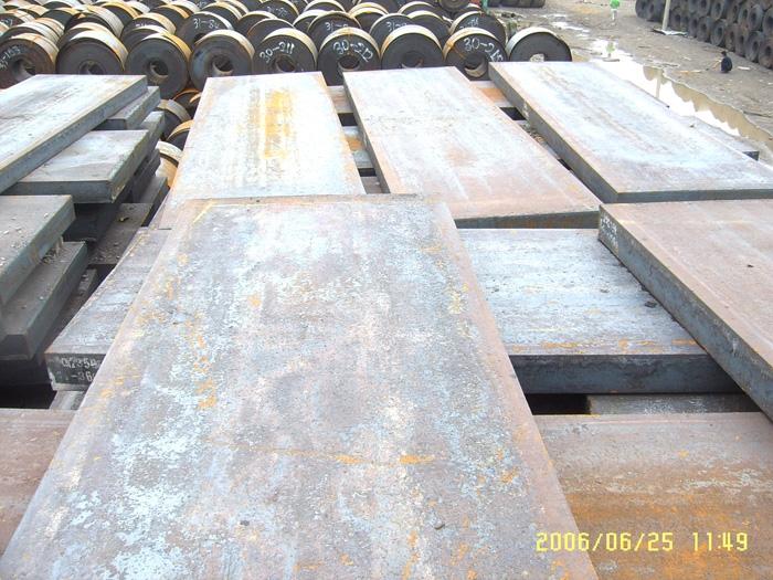 浙江丽水焊达600钢板供应商