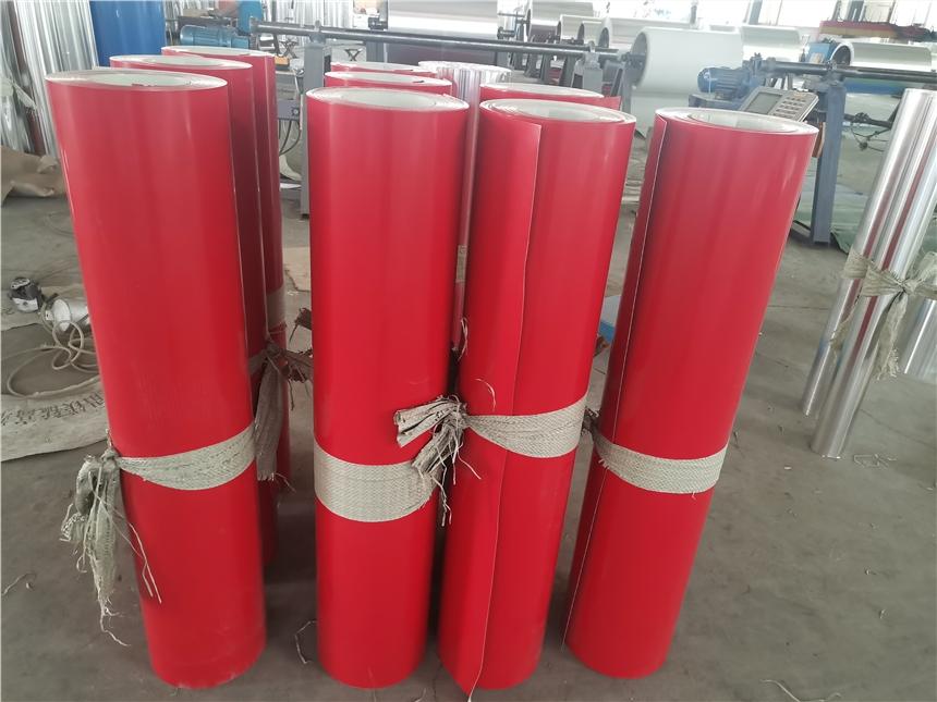 海西鋁瓦楞板成品制作庫存銷售