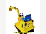 旋转吧儿童挖掘机金耀厂家直销儿童挖掘机 儿童旋转挖掘机 儿童履带式挖掘机