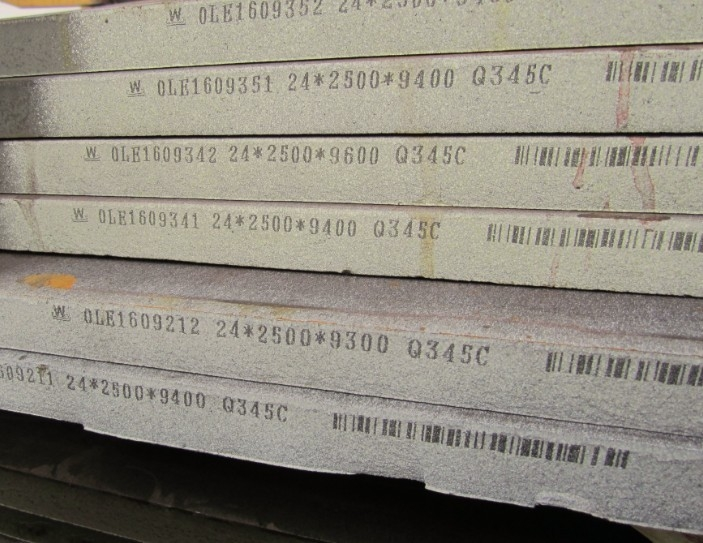 山东潍坊市NM500耐磨钢板厂家直销