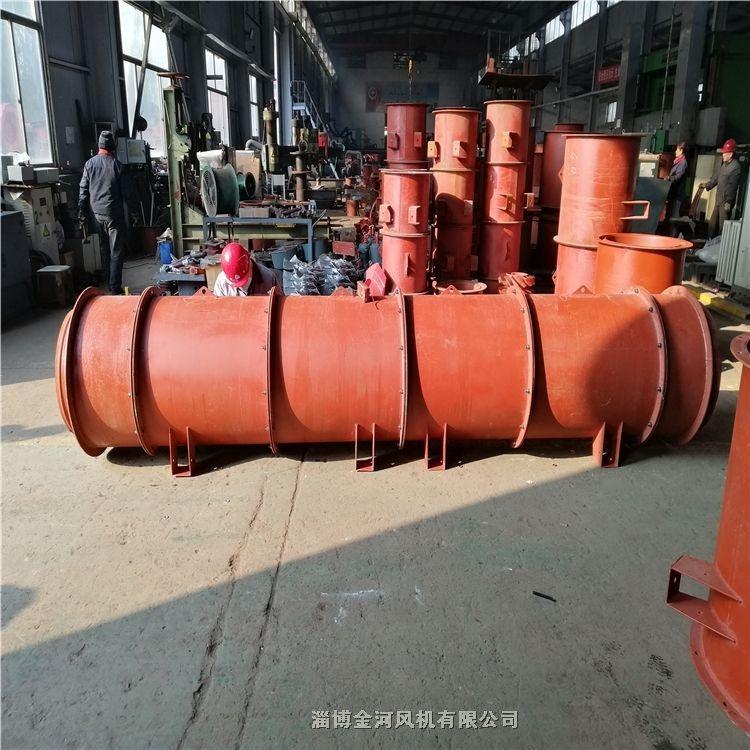 FBD4×2.2kw隔爆压入式 矿用局部通风机 厂家