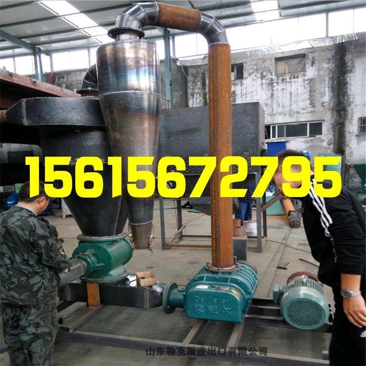 勒克斯系列氣力輸送機 密封輸送機氣力壓送輸送機軟管煤粉輸送機 b1