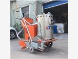 大容量標線劃線機 加厚料桶 劃線寬度可以定制 熱熔公路標線機