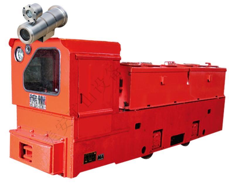 煤礦電機車攝像機視頻監視裝置