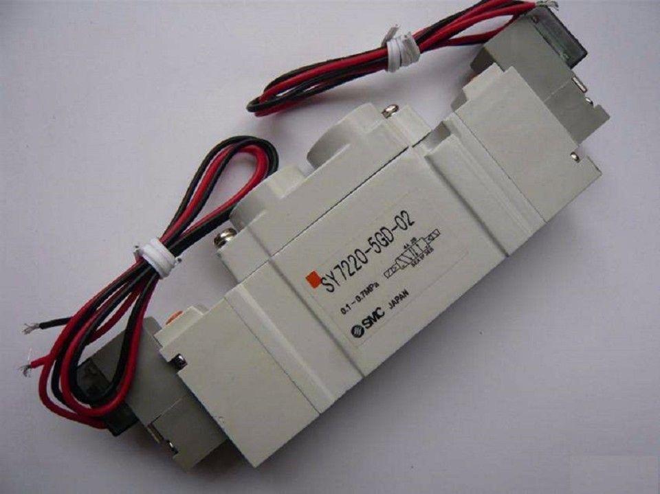 SMC原裝正品電磁閥SY9220-5DZD-03
