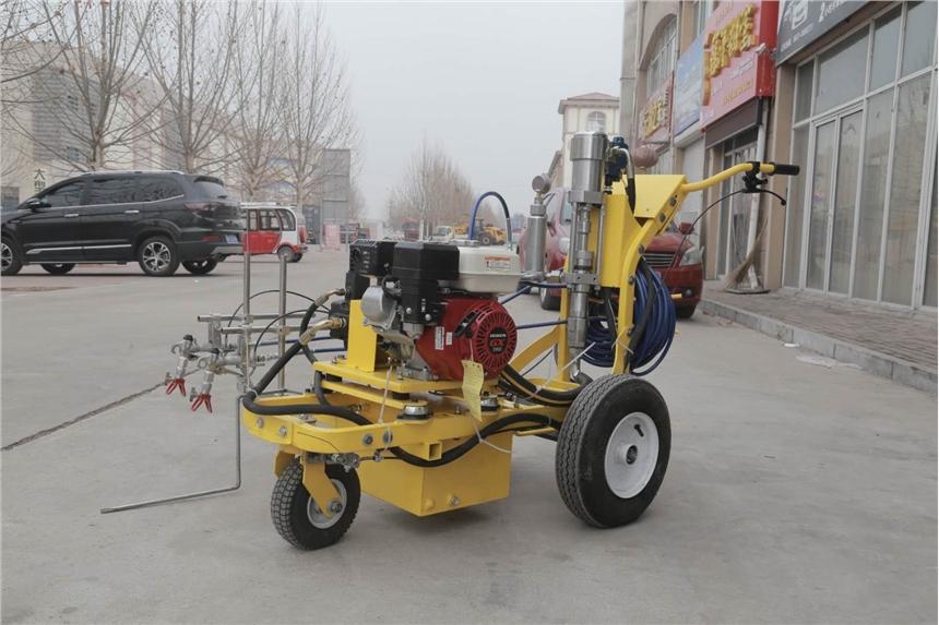 供应冷喷划线机 质量好效率高 市政标线机