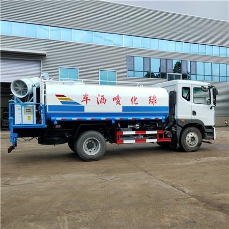 杭州農村街道降塵灑水車銷售廠家