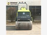 双钢轮2.6吨压路机一键振动洒水全液压驱动操作简单灵活方便包邮
