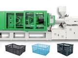 一次性塑料筐生產機器 塑料筐生產設備  塑料水果筐設備