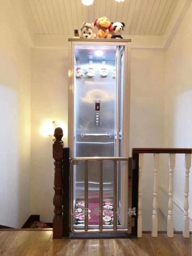定制:湖州家用电梯/别墅电梯/老人电梯易安装易保养不易出故