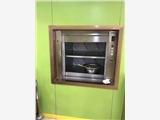 煙臺市學校地平式傳菜電梯鋼絲繩窗口餐梯價格表