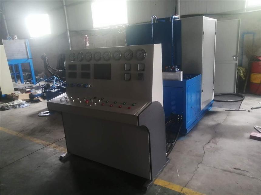河南挖掘機液壓試驗臺YST-200廠家直銷