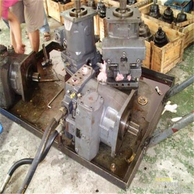 宁夏吊车波压泵维系力士乐A10VsO100