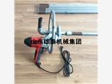 厂家直销便携式小型电动打井机 手持圆盘式钻机设备家用小型钻机