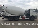 新闻:沧州(豪沃12方搅拌车)定制价格