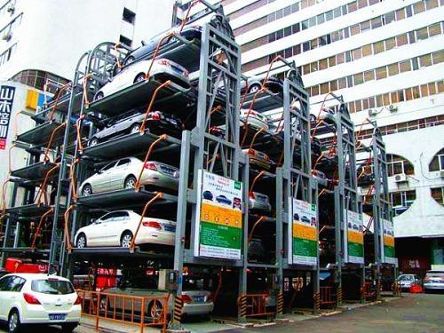 鹽城市升降橫移立體車庫生產廠商定制,機械式立體車庫