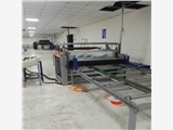 兴安盟全自动分体式装饰板贴面机亚克力板材贴纸机