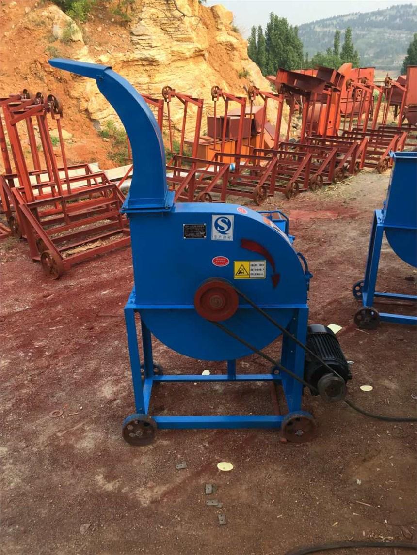 稻草饲料粉碎机秸秆铡草揉搓机质量耐用