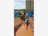 怀化溆浦自来水管道顶管工程队