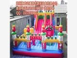 广场神童乐园加盟必选 充气城堡 游乐设备厂家批发
