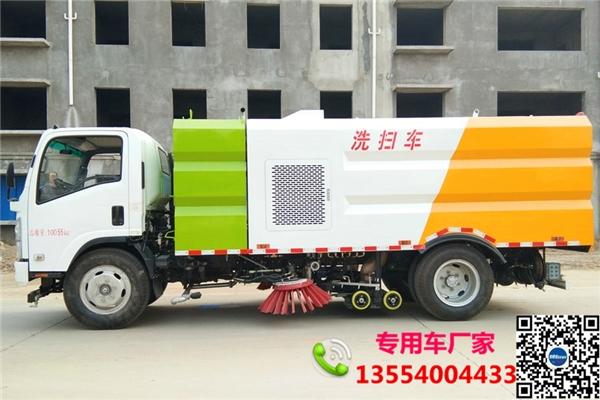 滁州清掃車哪里有賣的