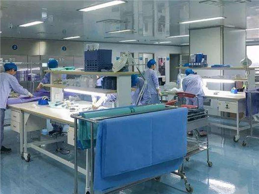 軟器械消毒供應中心升級改造規劃設計