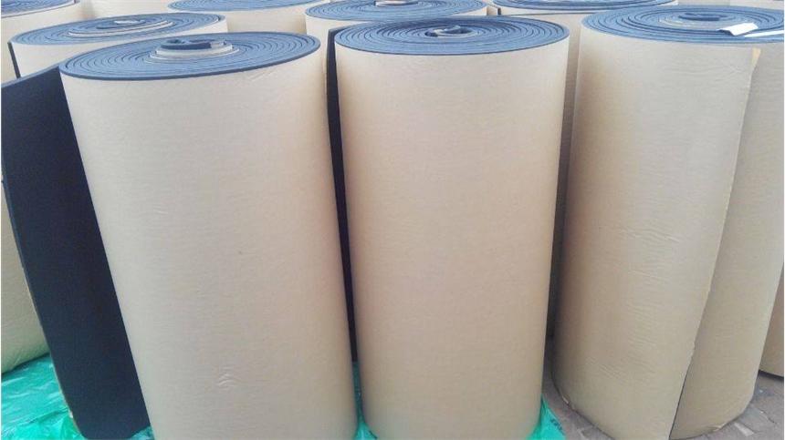山東威海神州橡塑管保溫材料