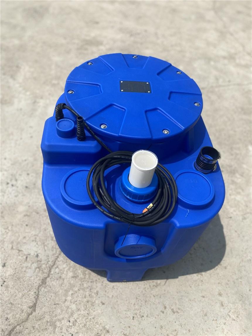ExLift180系列为 地下室,浴缸,洗衣机专用单泵污水提升器 耐腐性强